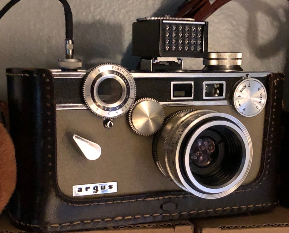 The Argus C3 Matchmatic – a quick cleaning