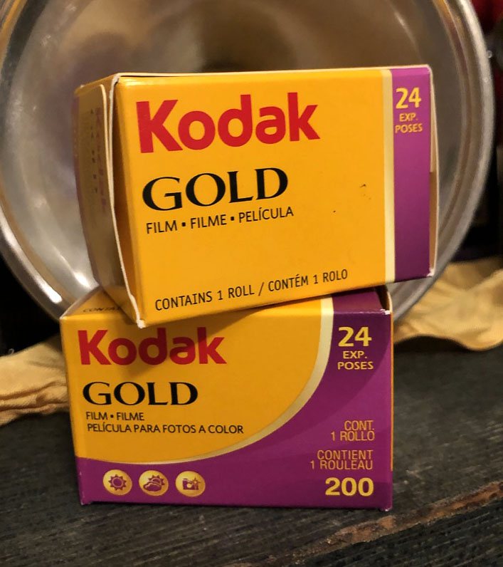 Kodak Gold 200 – Reliable andUnderated