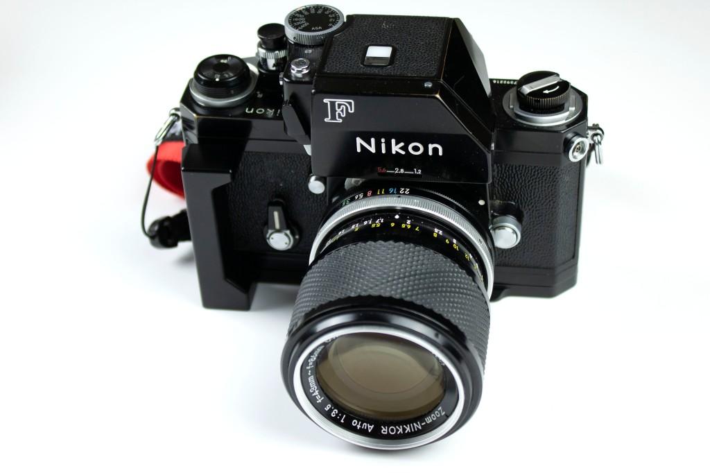 Nikon F Apollo