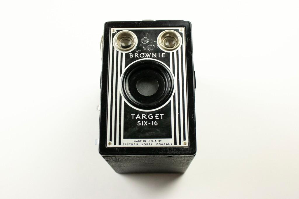 Kodak Brownie Target Six-16